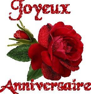 Sujet : Joyeux anniversaire à mon Amour Paprika ! Je t'aime !!!