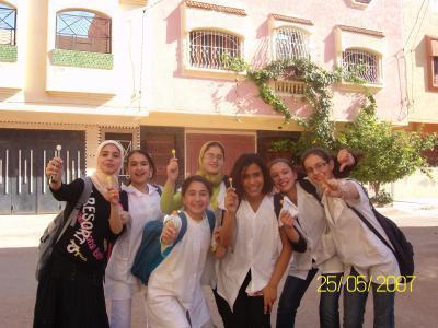 Banat Maroc Skyrock Picture